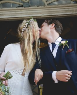 Jess & Mo | Chelsea Town Hall